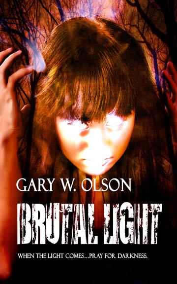 Cover of Brutal Light by Gary W. Olson