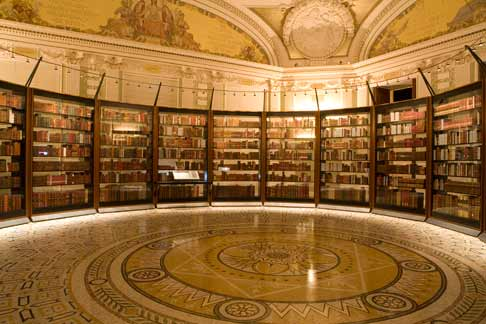 Thomas Jefferson's Library at the Library of Congress