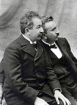 The Brothers Lumier: Louis and Auguste