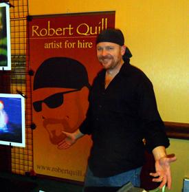 The Artist Robert Quill