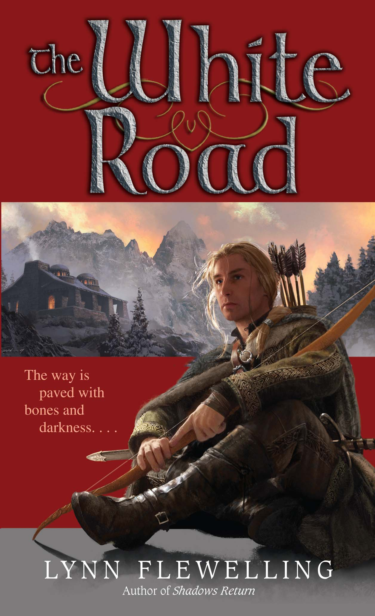 Cover of Lynn Flewelling's Book The White Road