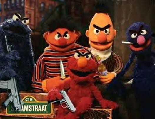 Angry Muppets