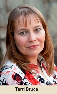 Author Terri Bruce