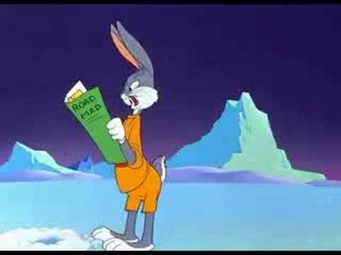 Bugs Bunny on Mars