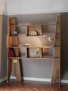 Bookshelf Coffin
