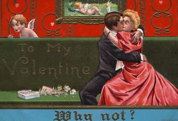 1700s Valentine