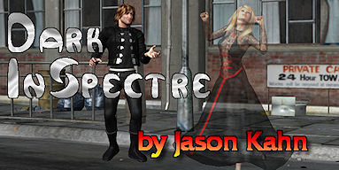 Jason Kahn - Dark In Spectre