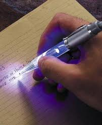 Lighted Pen to Write at Night