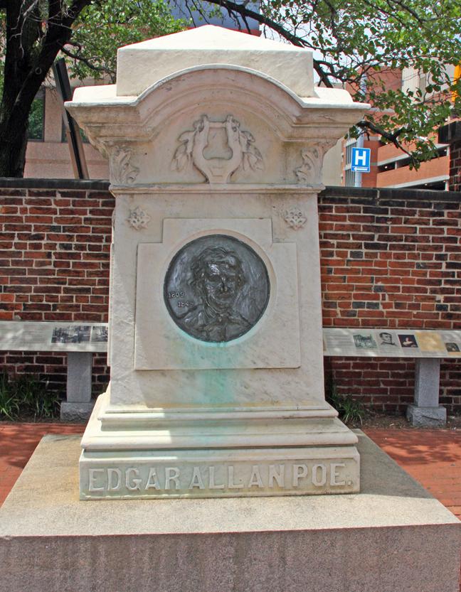 Egar Allen Poe's Grave