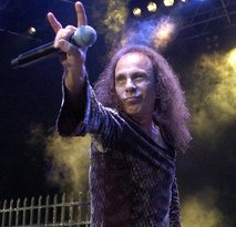 Ronnie James Dio - AP Photo 2007
