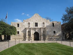 The Alamo - Photo by Open Content