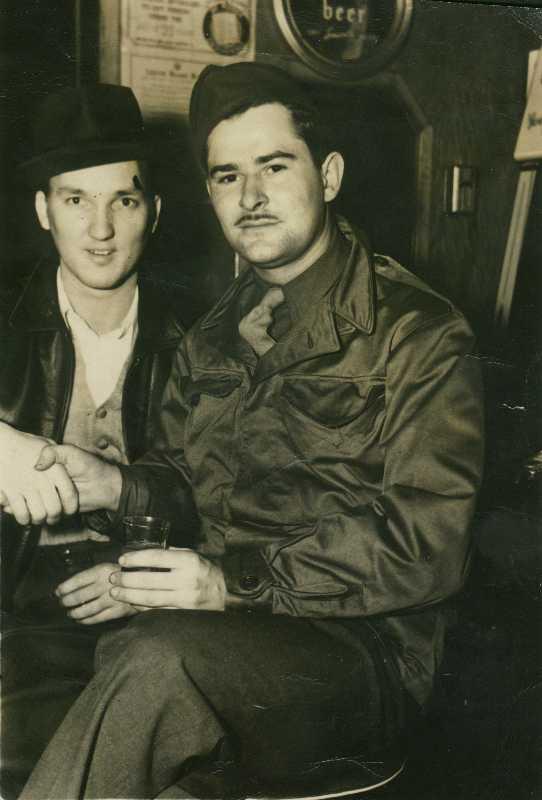 Walter Rakowski and Frank Michalski