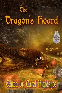"Cover of ""The Draon's Hoard"" Anthology"