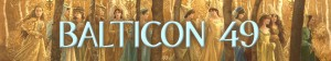 Banner from Balticon 49 Convention