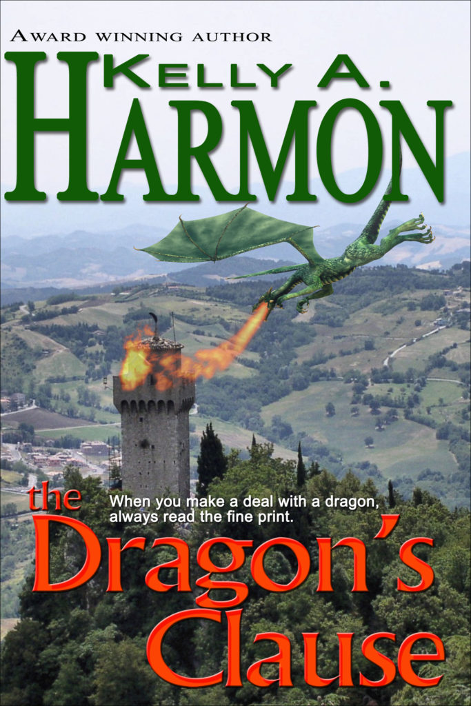 Book Cover: The Dragon's Clause